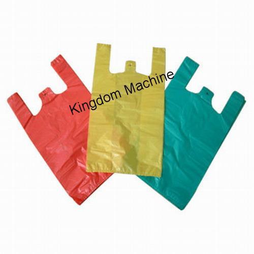 Bolsa de Camiseta Plastico